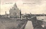 Ehem. Stadthalle in der Gronau um 1910, Bildnummer: bbv_00840