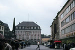 Marktplatz, Dia um 1965, Bildnummer: bbv_00679