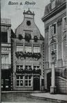 Marktplatz um 1910, Bildnummer: bbv_00282