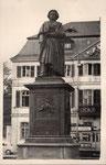 Beethovendenkmal, Fotografie 1950, Bildnummer: bbv_01179