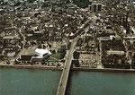 Kennedybrücke um 1975, Bildnummer: bbv_00584