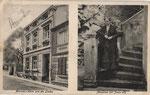 Zur Lindenwirtin Aennchen in Godesberg 1927, Bildnummer: bbv_01089
