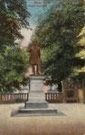 Ernst-Moritz-Arndt-Denkmal, um 1905, Bildnummer: bbv_01232
