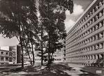 Chirurgische Universitätsklinik, um 1960, Bildnummer: bbv_01244