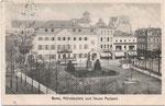 Münsterplatz um 1910, Bildnummer: bbv_00664