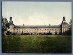 Ehem. kurfürstliches Schloss, Photochromie von 1898, Bildnummer: bbv_00892