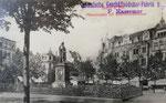 Münsterplatz um 1910, Bildnummer: bbv_00668