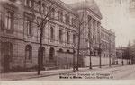 """Museum Koenig, unter den Franzosen Kaserne (""""Caserne Napoleon I""""), um 1920, Bildnummer: bbv_00530"""