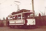 Elektrischer Triebwagen (Nr. 13) der ersten Generation, Bildnummer: bbv_00861