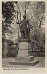 Ernst-Moritz-Arndt-Denkmal, um 1935, Bildnummer: bbv_01222