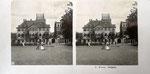Hauptpostamt, Stereofotografie um 1900, Bildnummer: bbv_00304