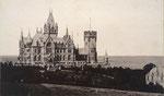 Schloss Drachenburg, Fotografie von 1891, Bildnummer: bbv_00148