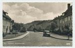 Dottendorf Damaschkestraße, Fotografie um 1950, Bildnummer: bbv_00275