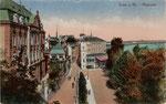 Ehem. Oberbergamt, jetzt Institut für Geschichtswissenschaft, Heliochromdruck um 1905, Bildnummer: bbv_00419