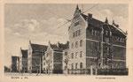 Ehemalige König-Wilhelm-Kaserne (Husarenkaserne) an der Graurheindorfer Straße, um 1910, Bildnummer: bbv_00495
