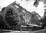 Ecke Poppelsdorfer Allee / Prinz-Albert-Straße mit Bürgerverein um 1950, Bildnummer: bbv_00115