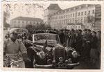 15. Dezember 1950, Bundespräsident Heuss bezieht seinen Amtssitz (Villa Hammerschmidt), Bildnummer: bbv_01173