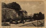 Alter Zoll und Oberbergamt, jetzt Institut für Geschichtswissenschaft, um 1915, Bildnummer: bbv_00793