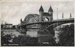 Alte Rheinbrücke, Bildnummer: bbv_01067