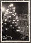 Weihnachten 1950, Markt, Fotografie, Bildnummer: bbv_01207