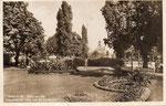 Kaiserplatz um 1920, Bildnummer: bbv_00722