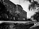 Alte Universitätsklinik, (Frauenklinik) um 1940, Bildnummer: bbv_00046