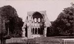 Klosterruine Heisterbach, Fotografie von 1891, Bildnummer: bbv_00985