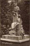 Simrock-Denkmal (untergegangen), um 1905, Bildnummer: bbv_00826