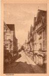 Gangolfstraße um 1900, Bildnummer: bbv_01157