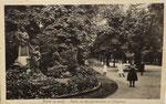 Simrock-Denkmal (untergegangen), um 1905, Bildnummer: bbv_00827