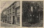 Zur Lindenwirtin Aennchen in Godesberg 1925, Bildnummer: bbv_00175