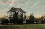 Oberpleis, Burg Niederbach, Königswinter, Heliochromdruck um 1908, Bildnummer: bbv_01024