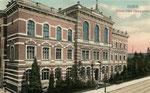 Beethoven-Gymnasium, Heliochromdruck um 1910, Bildnummer: bbv_00426