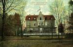Hotel Margarethenhof auf der Margarethenhöhe, Heliochromdruck um 1905, Bildnummer: bbv_00978