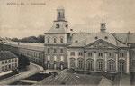 An der Schlosskirche/Franziskanerstraße um 1900, Bildnummer: bbv_01074