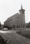 Dransdorf, St. Antonius, Fotografie um 1980, Bildnummer: bbv_01132