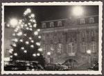 Weihnachten 1950, Markt, Fotografie, Bildnummer: bbv_01206