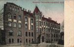 Alte Universitätsklinik, Augenklinik, um 1910, Bildnummer: bbv_01054