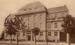 Borromäushaus, kurz nach der Errichtung 1913, Bildnummer: bbv_01253