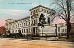 Chemisches Institut Poppelsdorf, Heliochromdruck um 1910, Bildnummer: bbv_00424