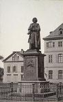 Beethovendenkmal, Fotografie von 1892, Bildnummer: bbv_00097