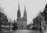 Stiftsplatz, Fotografie um 1910, Bildnummer: bbv_00042