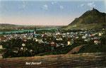 Bad Honnef, Heliochromdruck von 1922, Bildnummer: bbv_01030