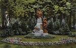 Simrock-Denkmal (untergegangen), um 1905, Bildnummer: bbv_00331
