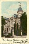 Kronprinzenvilla in der Wörthstraße um 1905, Bildnummer: bbv_00349
