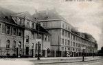 """Ehemalige Artilleriekaserne, unter den Franzosen """"Caserne Foch"""" genannt, an der Graurheindorfer Straße, um 1920, Bildnummer: bbv_00528"""