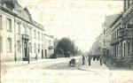 Koblenzer Straße (heute: Adenauerallee) um 1900, Bildnummer: bbv_00581