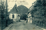 Marienkapelle in Rhöndorf, Fotografie von 1902, Bildnummer: bbv_01029