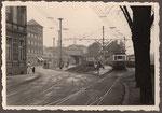 Rheinuferbahnhof, Fotografie 1950, Bildnummer: bbv_01180