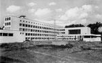 Pädagogische Akademie (später Bundeshaus), Fotografie von 1930, Bildnummer: bbv_00133
